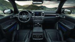 SsangYong Rexton G4: ritorna il grande SUV coreano - Immagine: 8