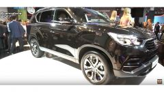SsangYong Rexton G4: ritorna il grande SUV coreano - Immagine: 3
