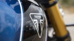 Nuovo stemma per la Triumph Scrambler 1200 XE