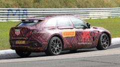 Nuovo Suv Aston Martin DBX: forse in futuro anche V12 e ibrido