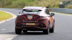 Nuovo Suv Aston Martin DBX: lo stile Aston Martin anche dietro