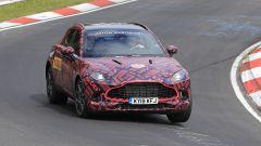 Nuovo Suv Aston Martin DBX: monterà il V8 biturbo di origine Mercedes-AMG