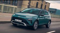 Nuovo SUV compatto Hyundai Bayon 2021: i prezzi al configuratore