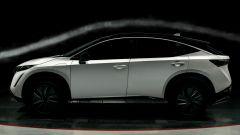 Nissan Ariya, SUV elettrico figlio del vento. L'aerodinamica - Immagine: 1