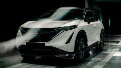 Nissan Ariya, SUV elettrico figlio del vento. L'aerodinamica - Immagine: 6