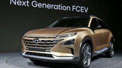 Nuovo SUV Hyundai a idrogeno nel 2018: arriva a Las Vegas - Immagine: 2