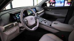 Nuovo SUV Hyundai a idrogeno nel 2018: arriva a Las Vegas - Immagine: 4