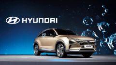 Nuovo SUV Hyundai a idrogeno nel 2018: arriva a Las Vegas - Immagine: 1