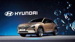 Nuovo SUV Hyundai a idrogeno nel 2018: arriva a Las Vegas - Immagine: 5