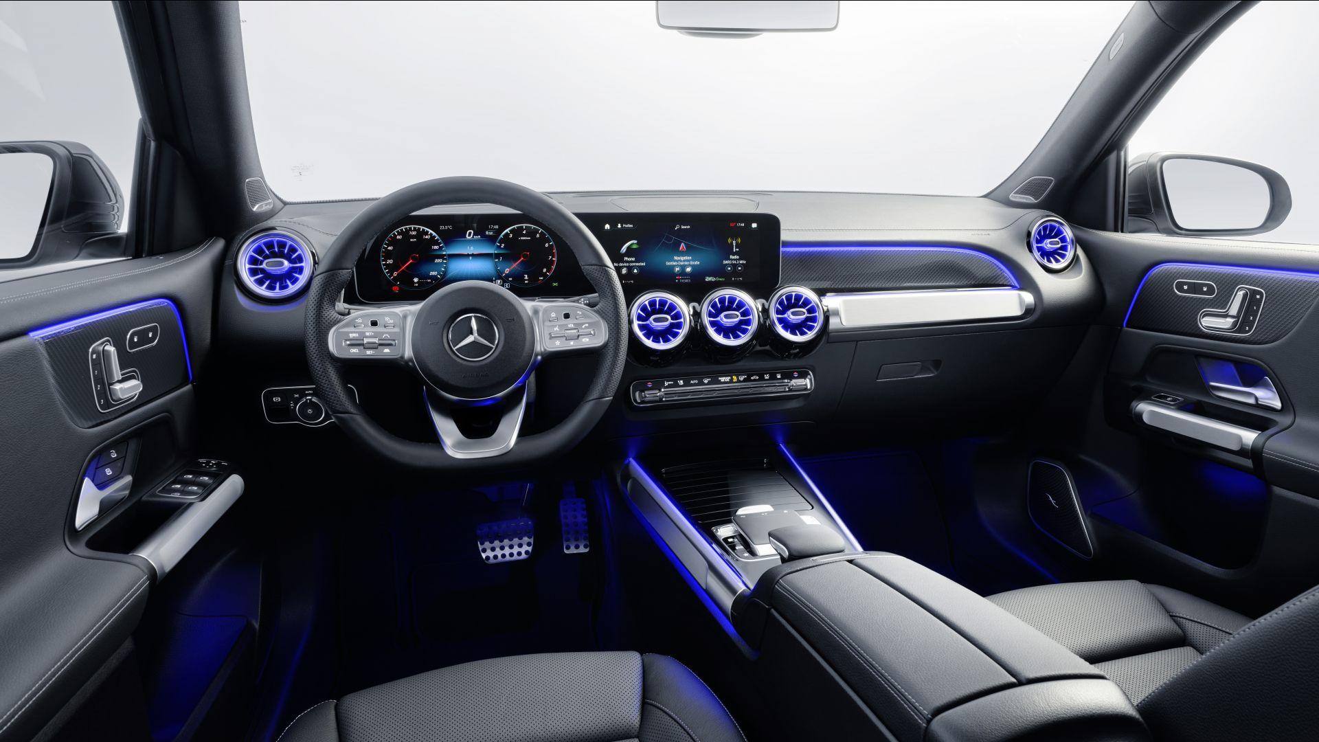 Mercedes Benz Suv >> Nuovo Suv Mercedes GLB 2020: dimensioni, interni, prezzo ...