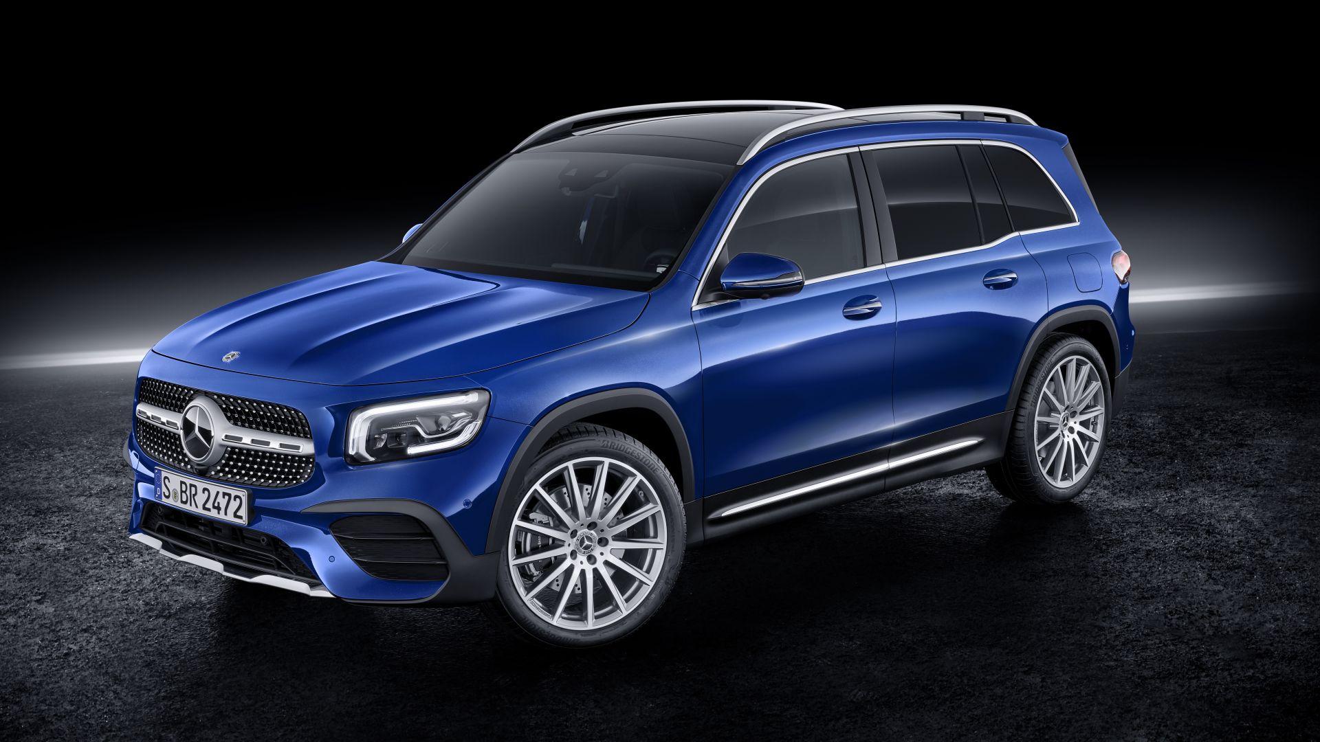Nuovo Suv Mercedes Glb 2020 Dimensioni Interni Prezzo