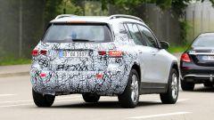 Nuova Mercedes GLB, primo teaser della versione di serie - Immagine: 12
