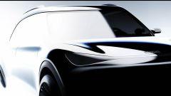 Nuovo SUV smart, bozzetti preliminari