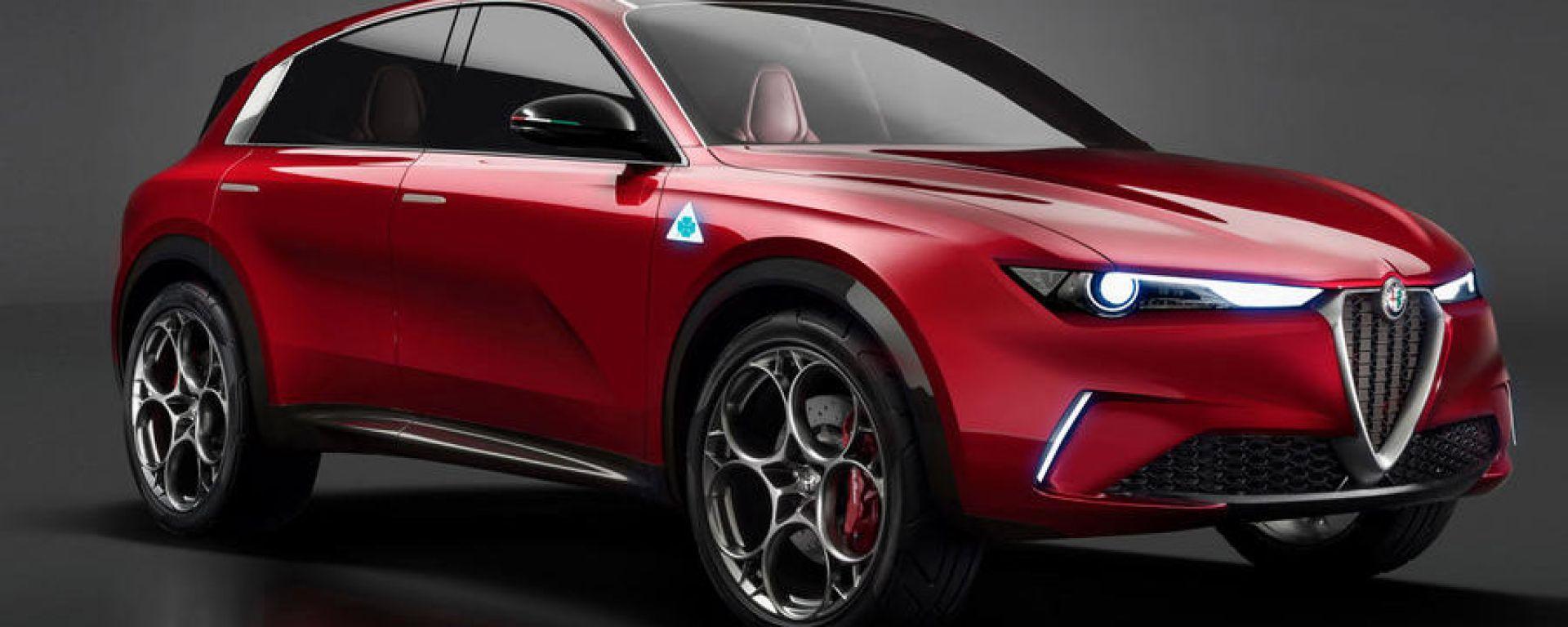 Nuovo Suv ultracompatto Alfa Romeo: la piattaforma è PSA