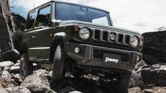 Nuova Suzuki Jimny in video