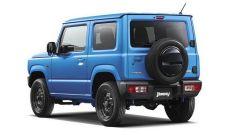 Nuova Suzuki Jimny, ecco il nuovo 1.5 benzina. Le specifiche - Immagine: 9