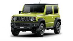 Nuova Suzuki Jimny, ecco il nuovo 1.5 benzina. Le specifiche - Immagine: 2