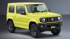 Nuova Suzuki Jimny, ecco il nuovo 1.5 benzina. Le specifiche - Immagine: 11