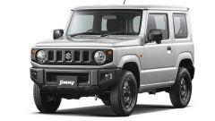 Nuova Suzuki Jimny, ecco il nuovo 1.5 benzina. Le specifiche - Immagine: 12