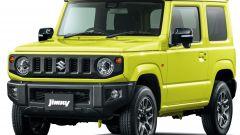 Nuova Suzuki Jimny, ecco il nuovo 1.5 benzina. Le specifiche - Immagine: 13