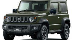 Nuova Suzuki Jimny, ecco il nuovo 1.5 benzina. Le specifiche - Immagine: 14