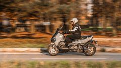 Nuovo Sym Maxsym TL 500: la prova su strada