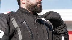 Nuovo Sym Maxsym TL 500 l'abbigliamento della prova: giacca Held 4 Touring