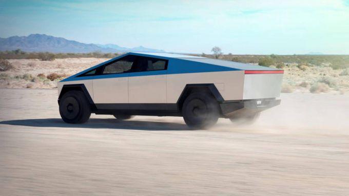 Nuovo Tesla Cybertruck: 200.000 ordini da tutto il mondo per il pick-up elettrico