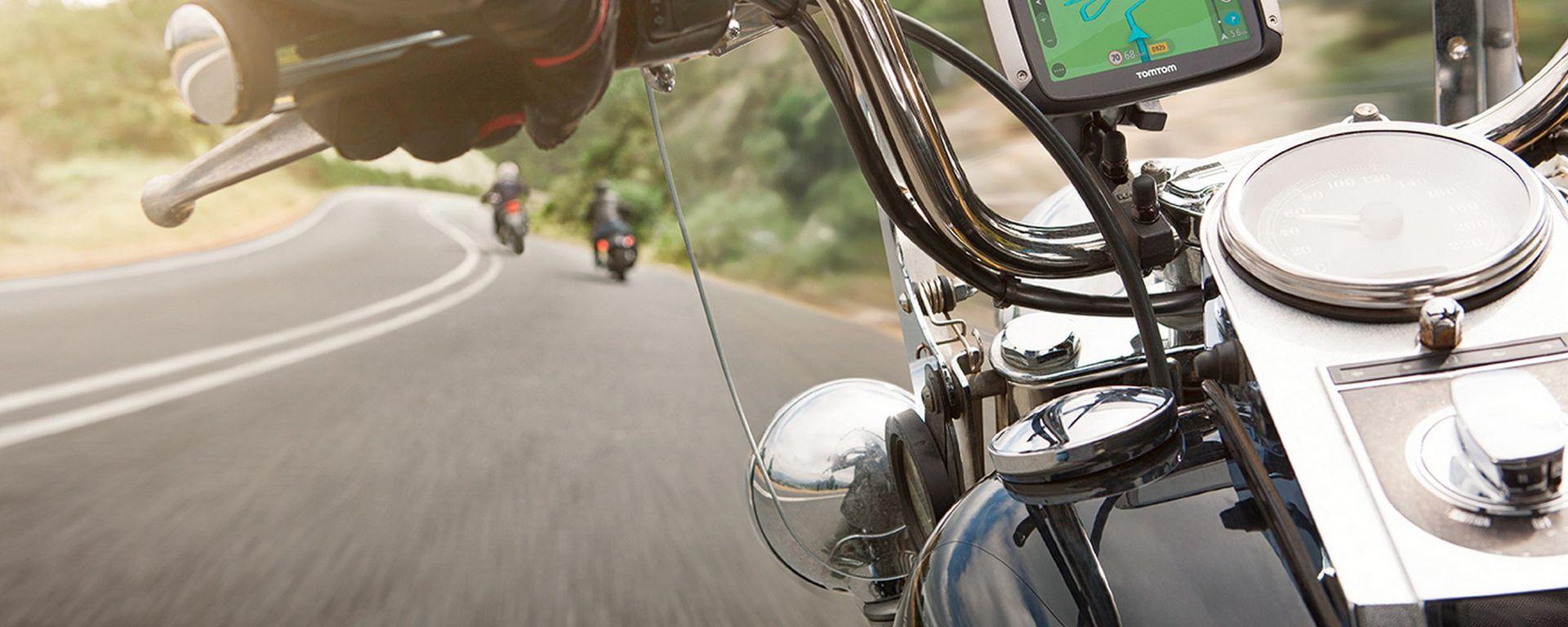 TomTom Rider 2015
