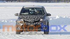 Nuovo Toyota B-SUV 2020: visuale frontale