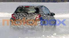 Nuovo Toyota B-SUV 2020: visuale posteriore