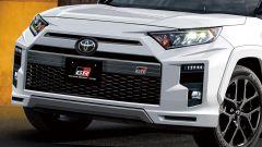 Nuovo Toyota Rav4 GR: sara così il frontale?