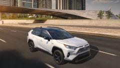 Nuovo Toyota Rav4 GR: super crossover in arrivo dal giappone