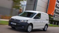 Nuovo Volkswagen Caddy Cargo 2021, la versione veicolo commerciale del Caddy