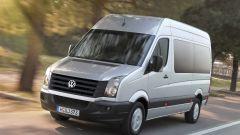 Nuovo Volkswagen Crafter - Immagine: 1