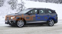 Nuovo Volkswagen ID.6: le foto spia del SUV elettrico tedesco