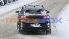 Nuovo Volkswagen ID.6: una vista del posteriore