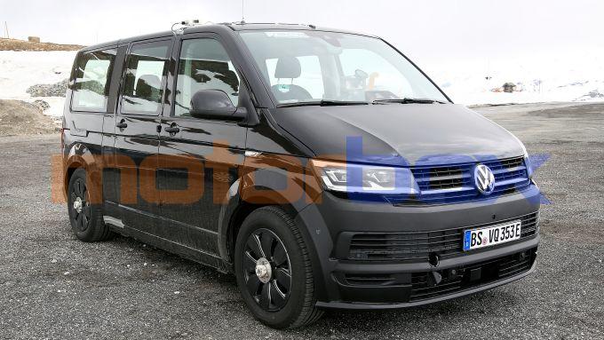 Nuovo Volkswagen ID.Buzz: arriverà in due varianti: per trasporto passeggeri o merci