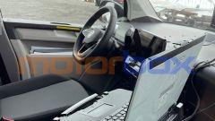 Nuovo Volkswagen ID.Buzz: interni solidi e razionali