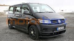 Nuovo Volkswagen ID.Buzz: stile simile al Caravelle