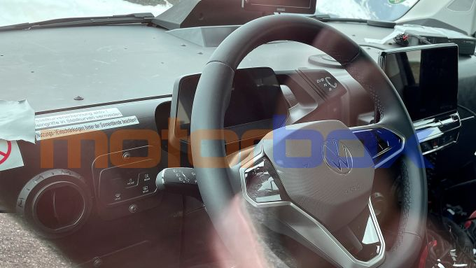 Nuovo Volkswagen ID.Buzz: uno sguardo agli interni del van elettrico