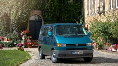 Nuovo Volkswagen Multivan 2021: la versione T4 del 1990