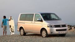 Nuovo Volkswagen Multivan 2021: la versione T5 del 2003