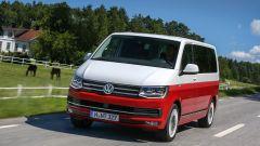 Nuovo Volkswagen Multivan 2021: la versione T6 del 2015