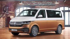 Nuovo Volkswagen Multivan 2021: l'ultimo aggiornamento della versione T6, quella del 2020