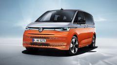 Nuovo Volkswagen Multivan 2022: connesso e ibrido plug-in