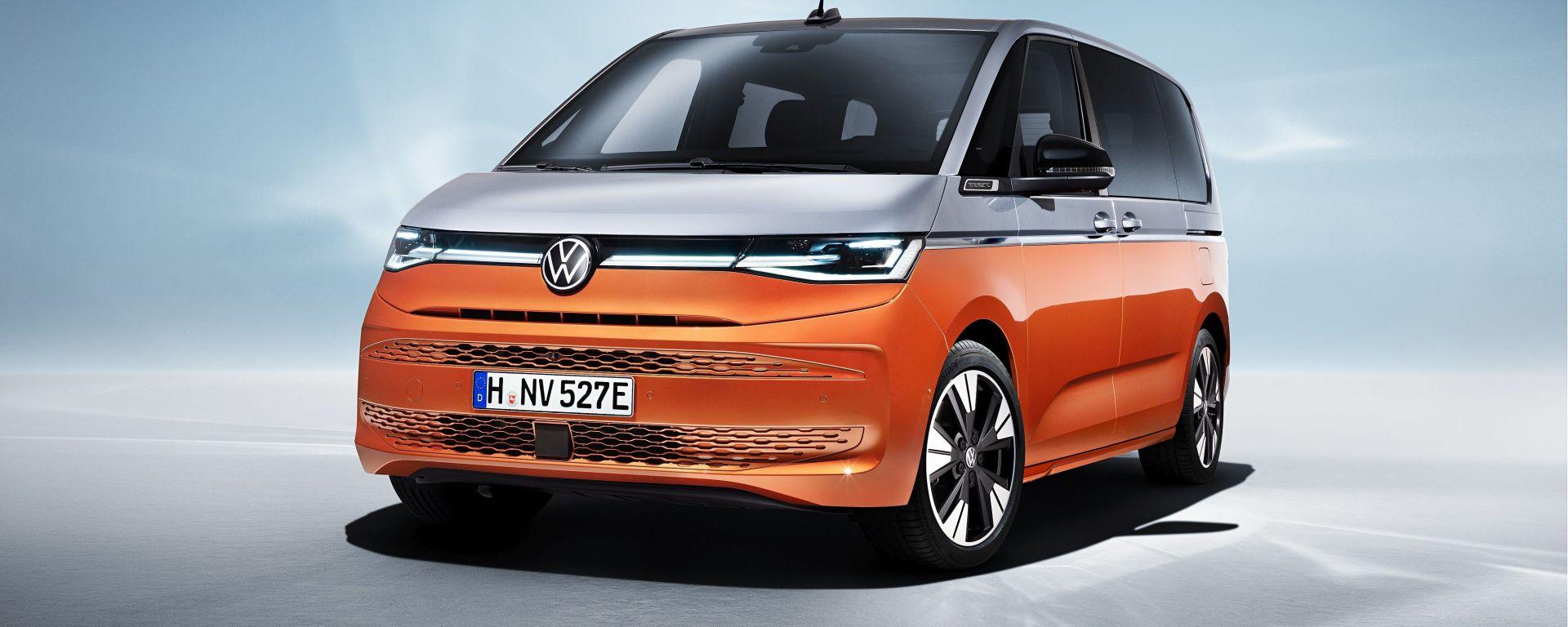 Nuovo Volkswagen Multivan: come cambia il Bulli tedesco