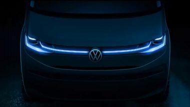 Nuovo Volkswagen Multivan T7: lo stile moderno dei proiettori a LED