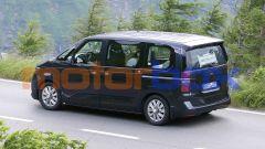 Nuovo VW Transporter 2021: abitacolo confortevole e luminoso