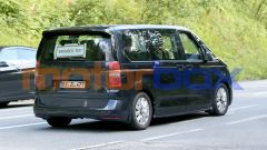 Nuovo VW Transporter 2021: monterà motori ibridi e